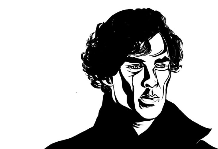 Sherlock, illustration for review