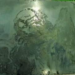 Etching plate
