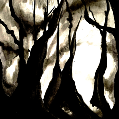 Forest (ink)