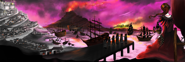 Hell's Harbor