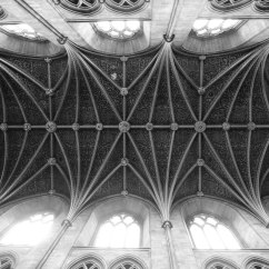 Cathedral roof